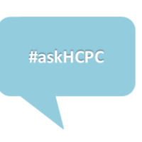 #physiotalk pre-chat information: registration, renewal & CPD with @the_HCPC