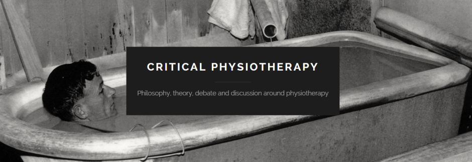 Critical physio