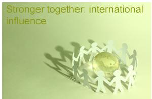 AHPs international influence