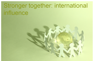 AHPs international influence