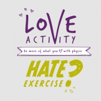 Helping patients #LoveActivity 25th June #physiotalk