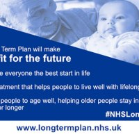 Physiotherapy and the #NHSLongTermPlan - #physiotalk Monday 21 January