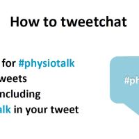 COVID19 #physiotalk with @theCSP Mon 30th Mar 8pm
